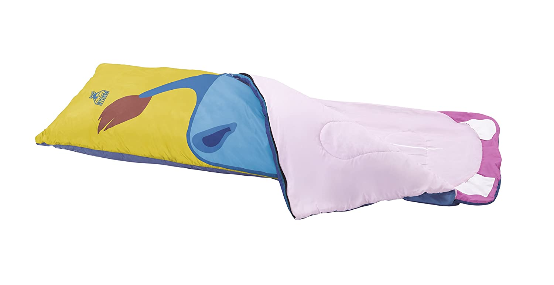 Bestway Kid-camp 150 - Saco de dormir infantil 150, tipo recto, 165 x 65 cm: Amazon.es: Deportes y aire libre