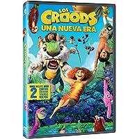 Los Croods: Una Nueva era DVD (dvd)