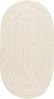 "product image for Capel Harborview Lt. Beige 11' 4"" x 14' 4"" Oval Braided Rug"
