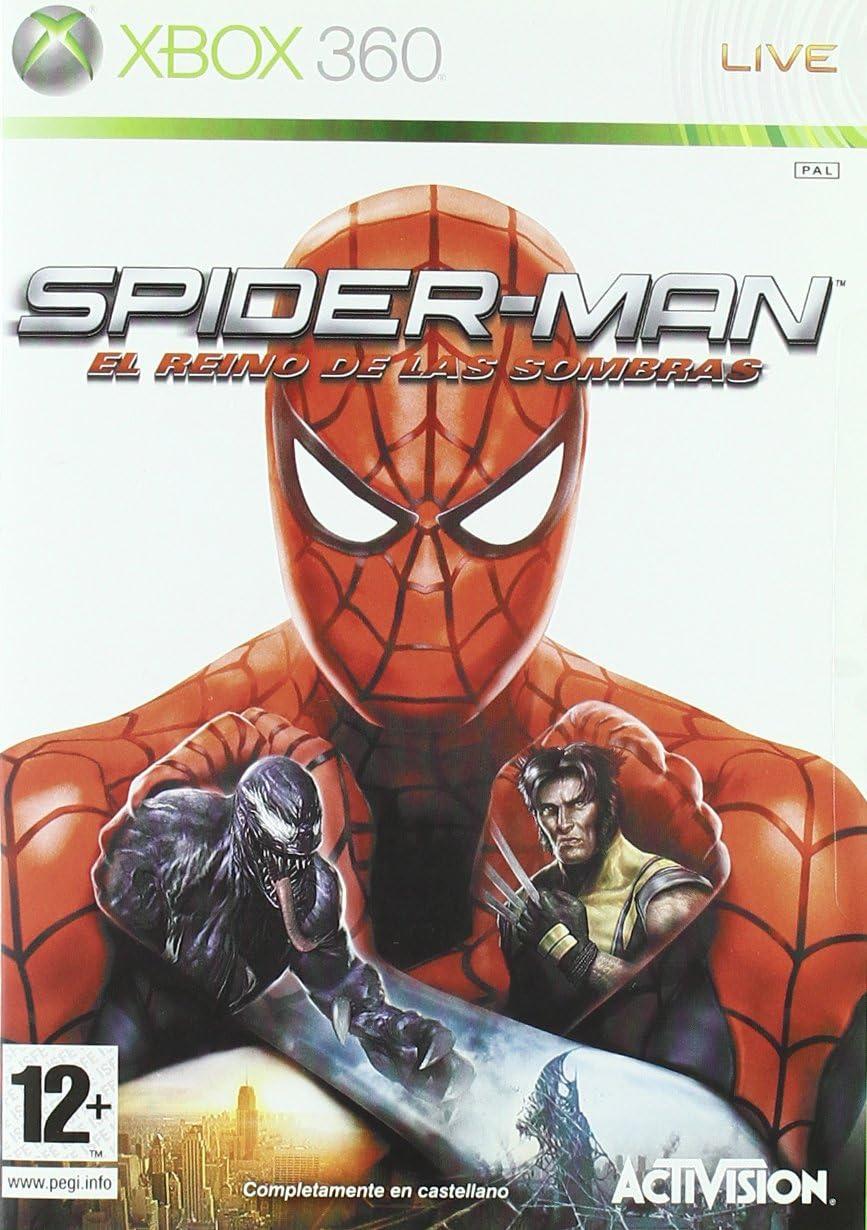 Spiderman El Reino de las Sombras: Amazon.es: Videojuegos