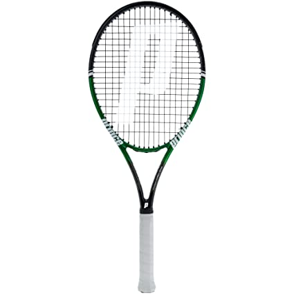 adidas Thunder Beast 100 (besaitet) Tennisschläger, schwarz
