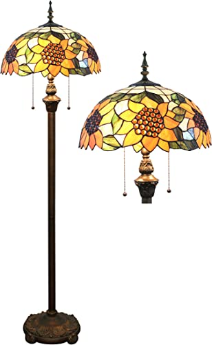 Tiffany Floor Lamps for Living Room