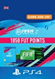 FIFA 19 Ultimate Team - 1050 FIFA Points | PS4 Download Code - UK Account