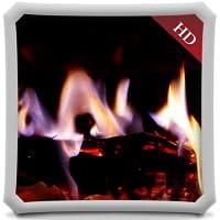 Virtual Fireplace HD - Wallpaper & Themes