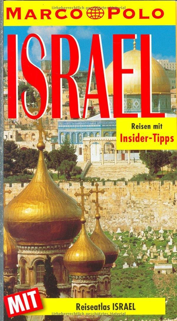 marco-polo-reisefhrer-israel
