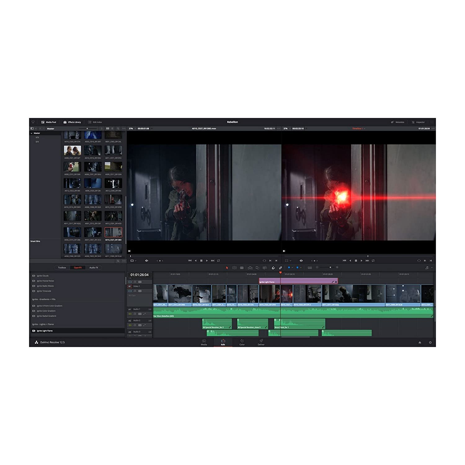 Amazon.com: FXHome HitFilm Ignite Pro | Chroma Key Video Editing Plugin Download Only: Computers & Accessories