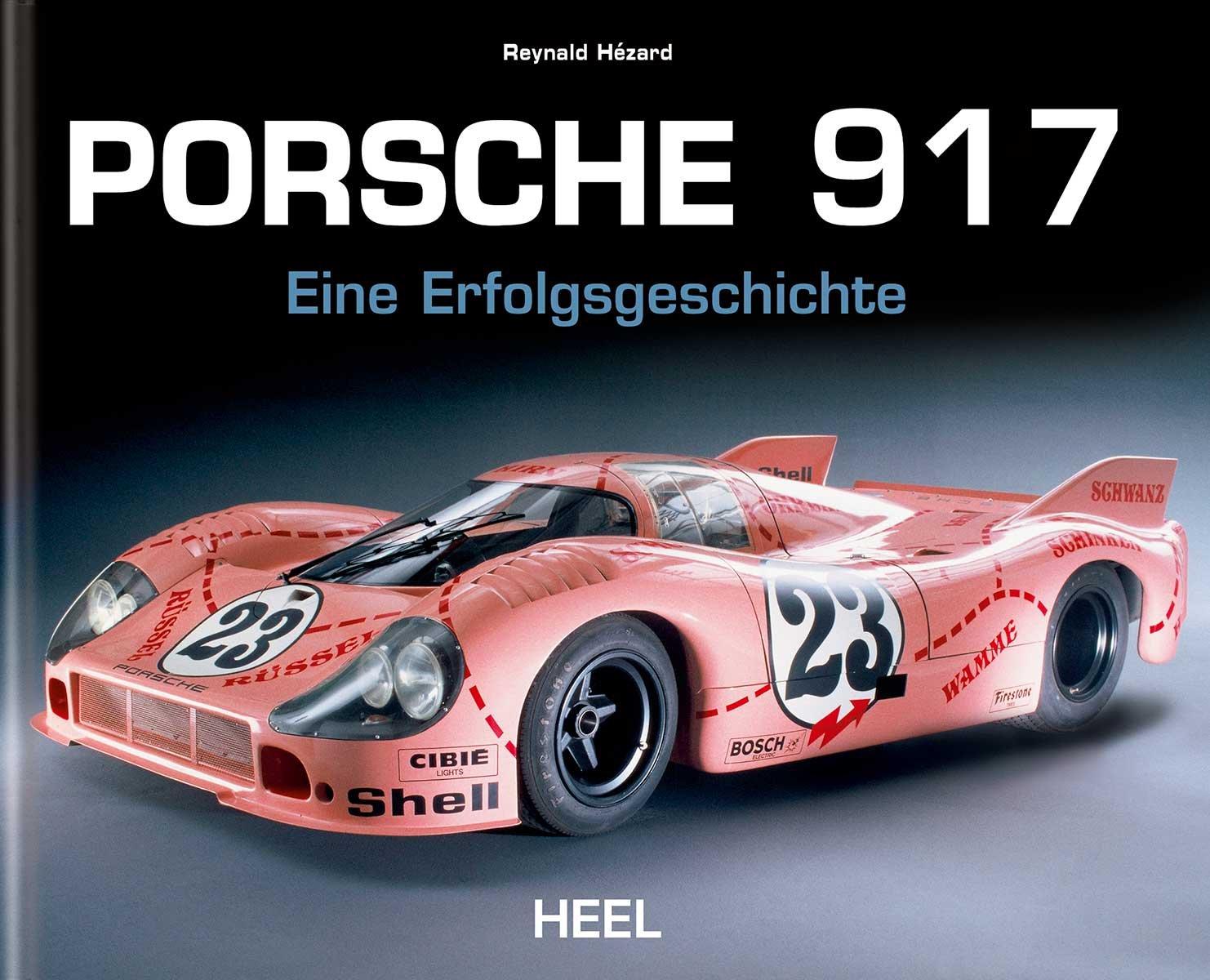 Porsche 917: Eine Erfolgsgeschichte