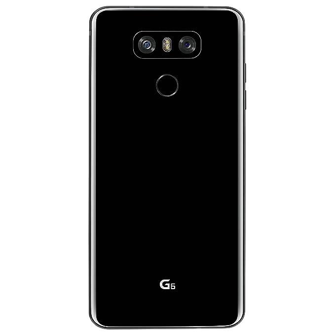Amazon com: LG G6 H870 32GB Unlocked GSM Android Phone - Astro Black