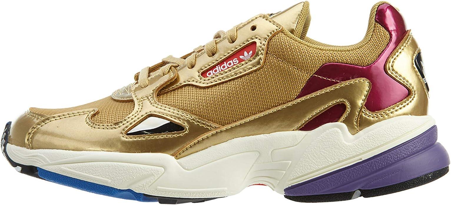 adidas Originals Falcon Women's Shoes Gold Metallic/Gold Metallic/Off White cg6247
