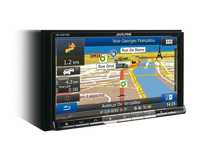1 opinioni per Alpine INE-W977BT Bluetooth Nero autoradio