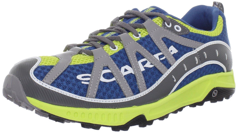 Amazon.com | Scarpa Men's Spark Trail Running Shoe, Ocean/Lime, 43.5 EU/10  1/3 M US | Trail Running