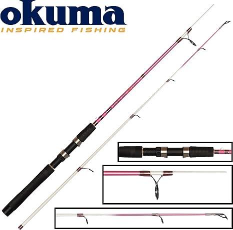 Okuma CAÑA Spinning Null Classic UFR Pink Edition Null - 238, 223 ...