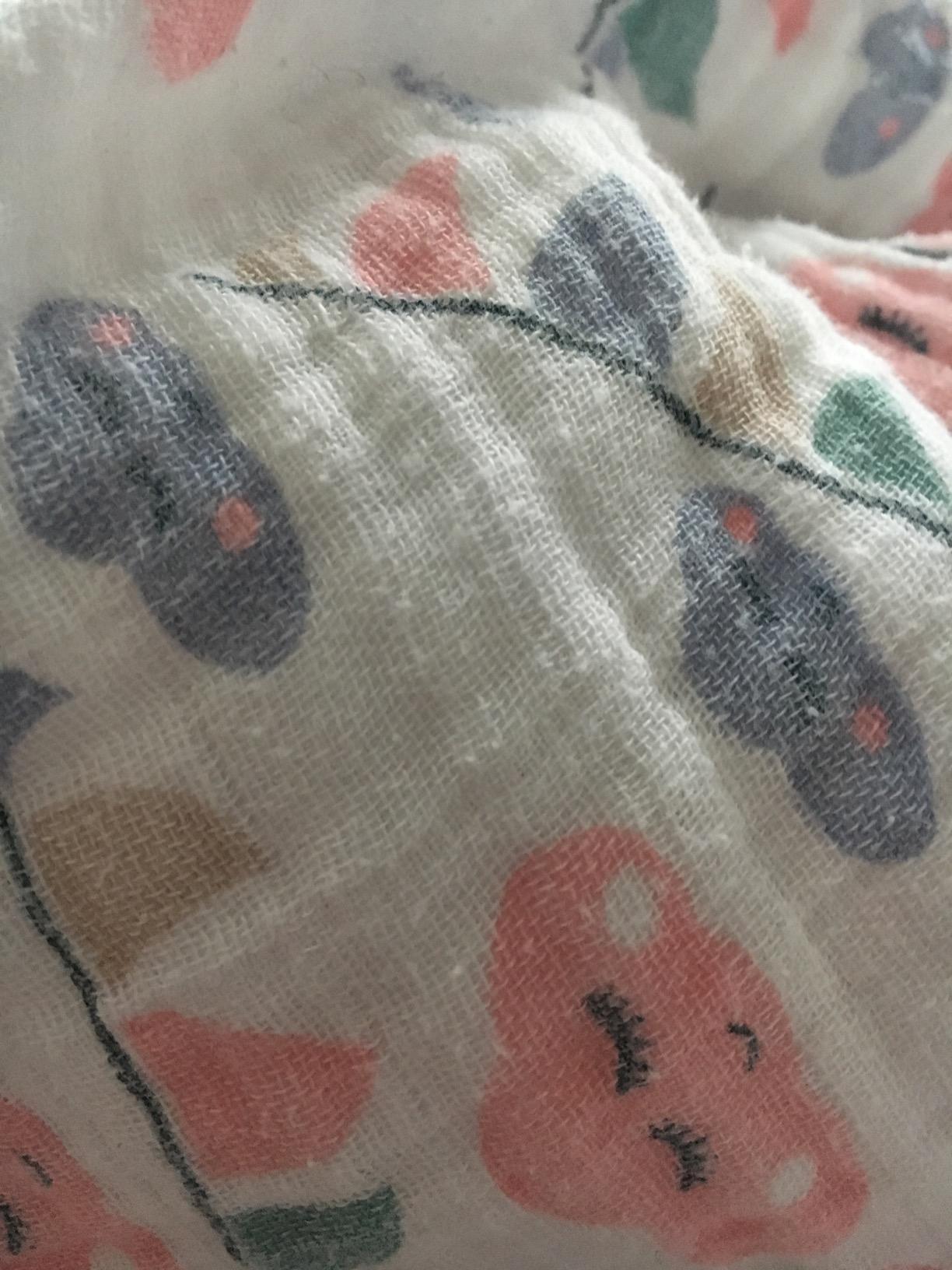 Erstlingsdecke Kinderwagendecke 100/% Baumwolle Emma+Noah Baby Kuscheldecke mit Oeko Tex Siegel ideal als Babydecke Einschlagdecke 4-lagig 120x120 cm gro/ß Kinderdecke Blumen Dunkelblau
