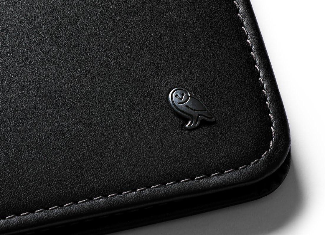 Portefeuille en cuir masquer complet extra large avec espace id poche monnaie de style européen