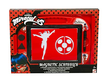 Amazon.com: Cife – Pizarra Magnetica of Miraculous Ladybug ...