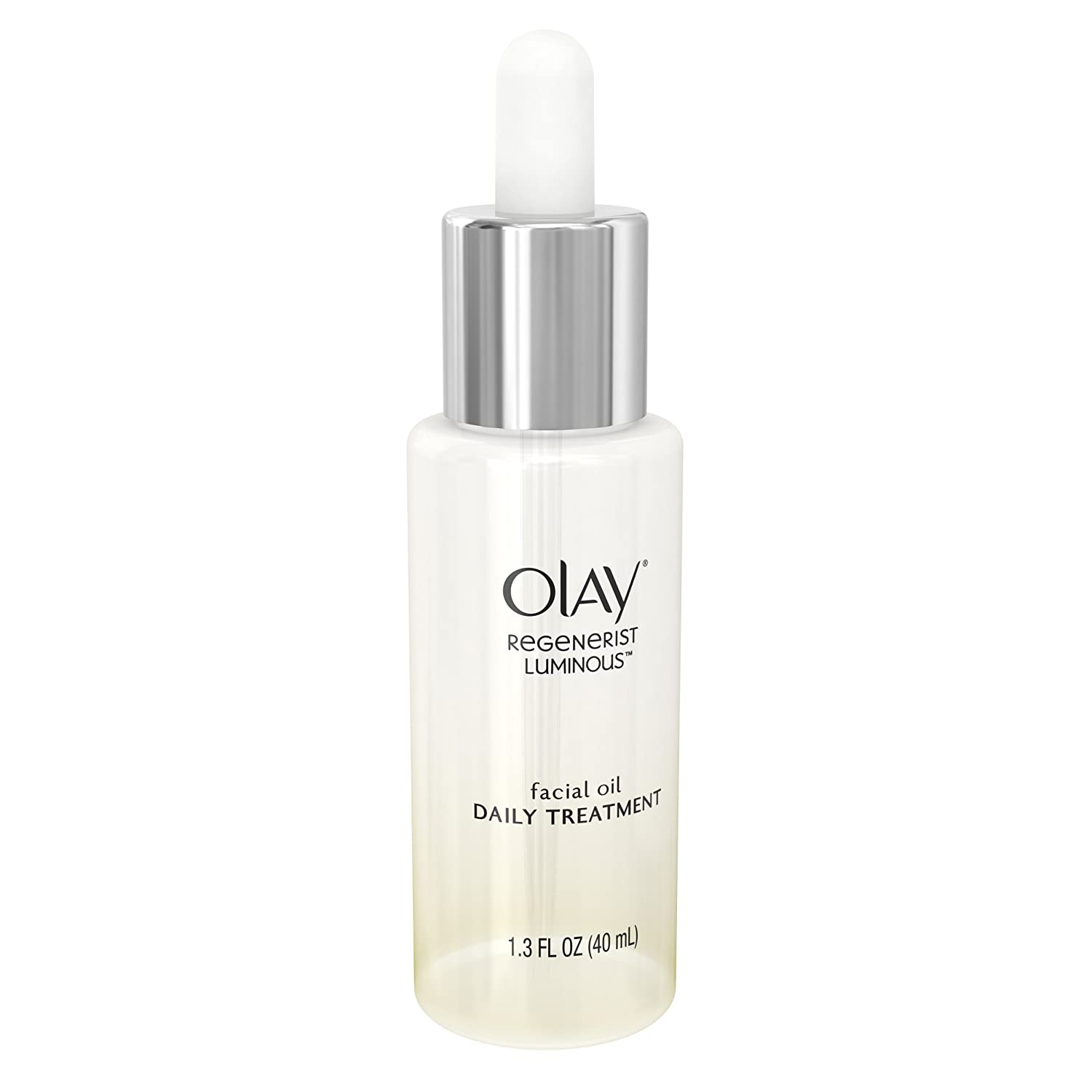 0a2c9871bd40 Amazon.com  Olay Regenerist Luminous Facial Oil 1.3 Fl Oz  Beauty