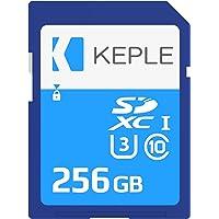 256GB SD Card Class 10 Tarjeta de Memoria Compatible con Fujifilm X100F, XF10, X-A3, X-A5, X-A10, A-A20, X-E3, X-T2, X…