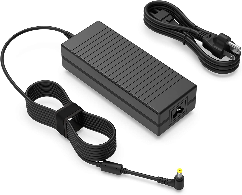 135W AC Charger Fit for Acer Nitro 5 7 AN515-31 AN515-41 AN515-52 AN515-51 AN515-42 AN515-42-R5GT AN715-51 Laptop Adapter Power Supply Cord