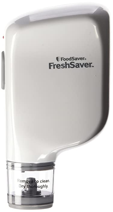 FoodSaver FSFRSH0051-000 111 NO SIZE White
