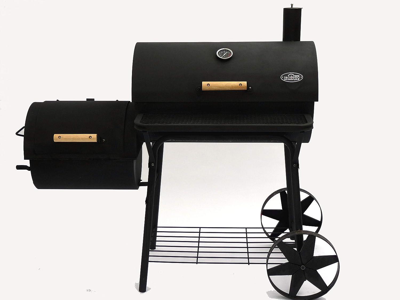 BBQ Smoker Cajun