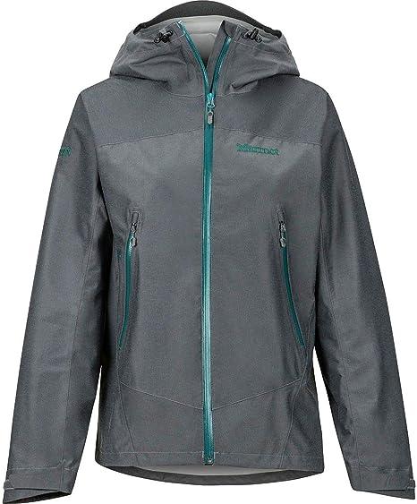 Marmot Wms Eclipse Jacket Traspirante Antivento Giacca Antipioggia Rigida Impermeabile Leggera