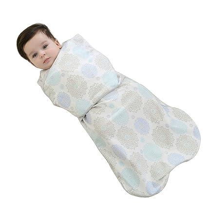 macbby algodón bebé saco de dormir bolsa o, 4 temporada saco de dormir infantil