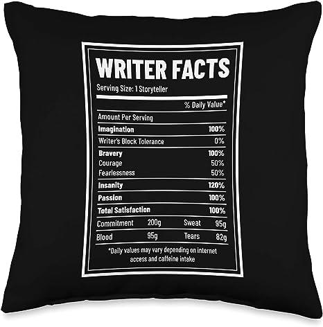 Storyteller Facts Pillow