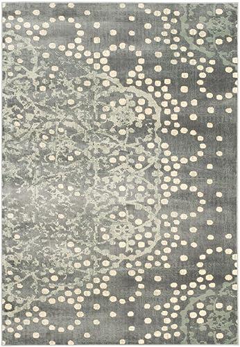 Safavieh Constellation Vintage Collection CNV750-2770 Grey and Multi Viscose Area Rug 8 10 x 12 2