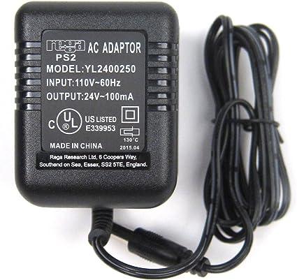Planar 1//2//3 Turntables rega PS2 24v 100mA Power supply for RP3