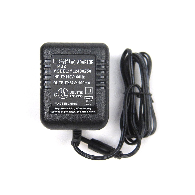 Rega: PS2 - Fuente de alimentación de Repuesto para Tocadiscos ...