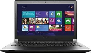 LENOVO 59441916 B50-45, AMD A6-6310, WIN8.1, 4.0GB 500G 5400RPM HDD, Bluetooth, No Optical Drive