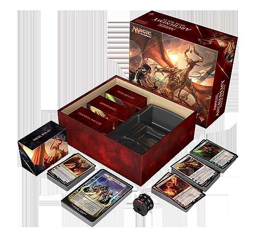 6 opinioni per Magic the Gathering Archenemy Pack Nicol Bolas english Wizards Coast Trading