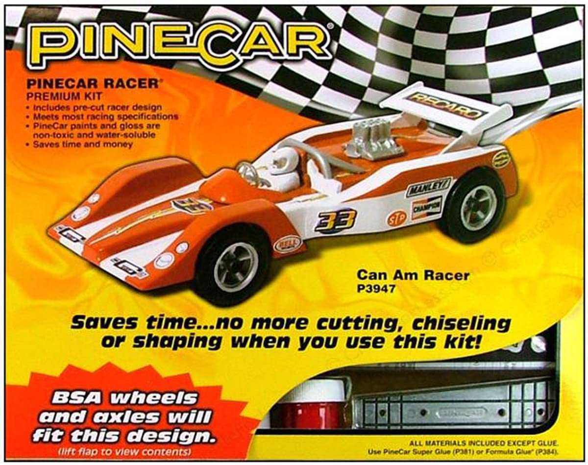 Woodland Scenics Pine Car Derby Racer Shaping Tools