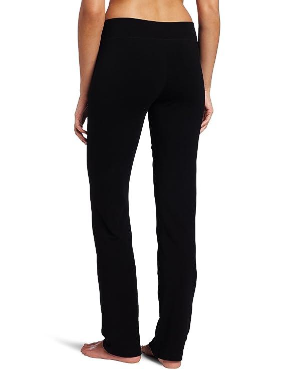 Danskin Women's Sleek-Fit Yoga Pant at Amazon Women's Clothing ...