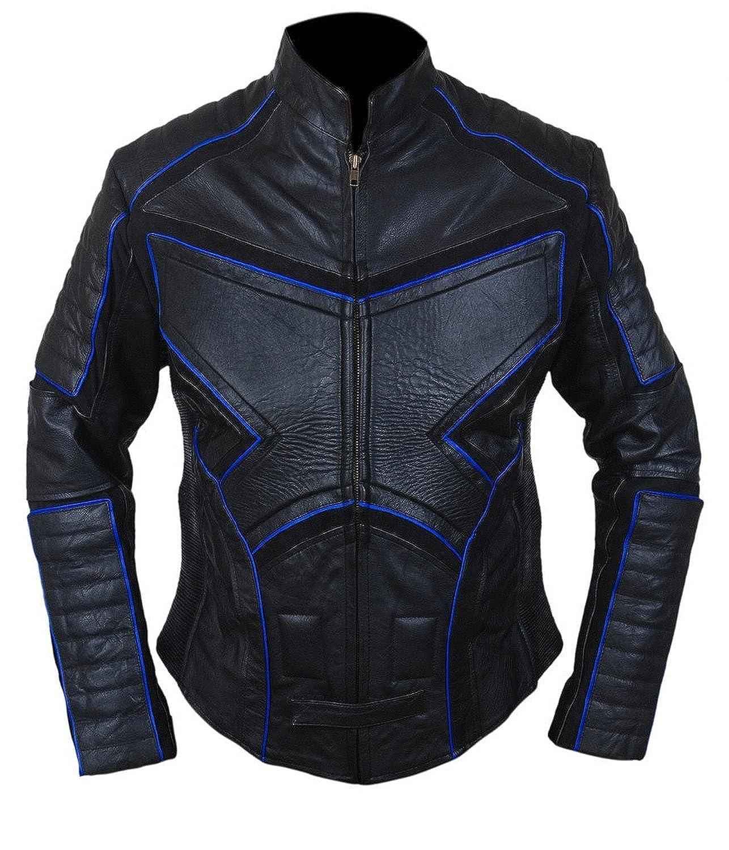 Men's X2 X-Men United Synthetic Leather Jacket