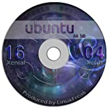 Ubuntu Linux 16.04 DVD - Long Term Support - OFFICIAL 64-bit release