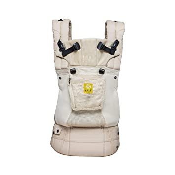 9a73b657739 LÍLLÉbaby The Complete Airflow SIX-Position 360° Ergonomic Baby   Child  Carrier