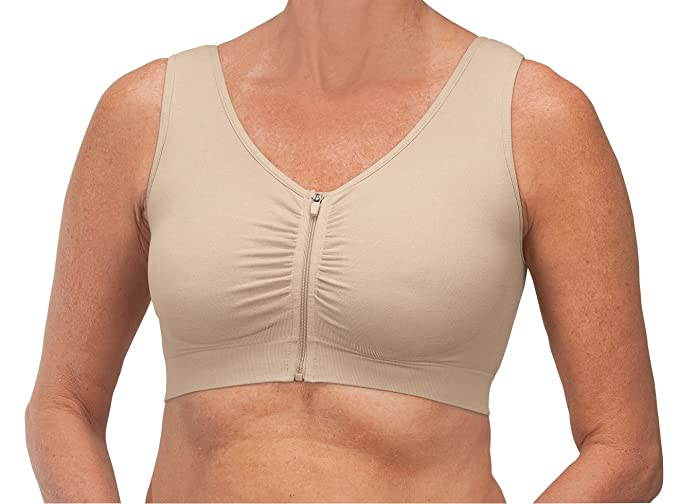 ae7e7217a2 Image Unavailable. Image not available for. Color  AsWeChange Easy Comforts  StyleTM Soft Shoulder Posture Bra