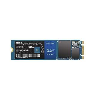 Western Digital WDS100T2B0B WD Blue 1TB 3D NAND Internal SSD M.2 ...