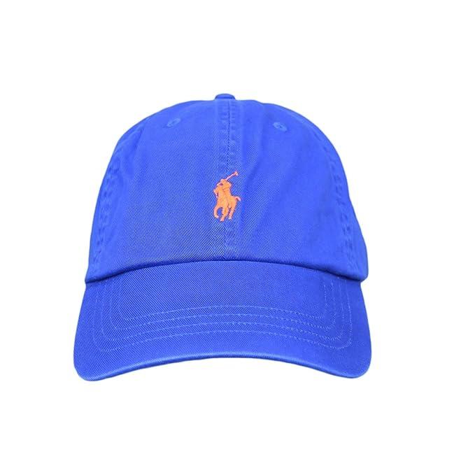 Ralph Lauren - Cappellino da baseball - Uomo blu Taglia Unica  Amazon.it   Abbigliamento 05824fac66ab