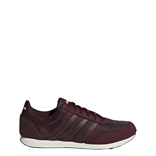 best sneakers 862d6 0b8eb adidas V Racer 2.0 Scarpe Sportive Uomo, Rosso Maroon Ngtred, 40 EU