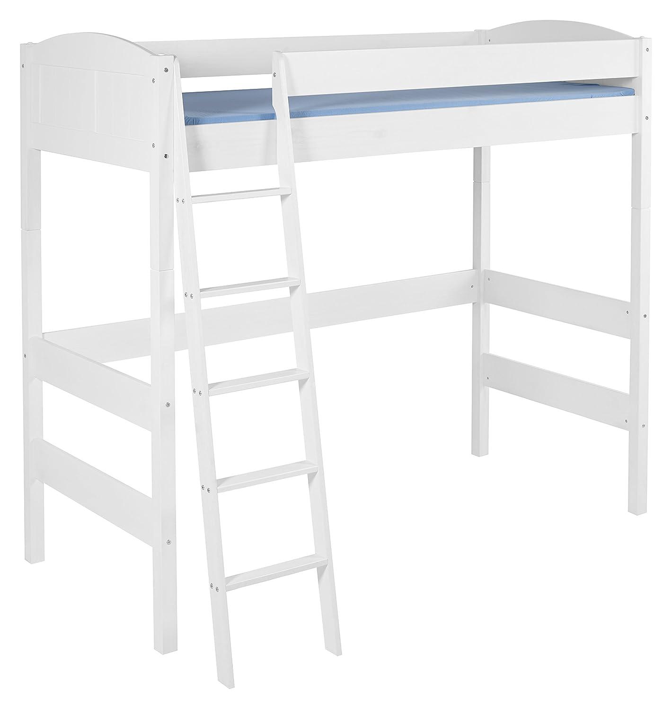 hochbett IDA 4106 – teilbares Sistema hochbett 180 cm Lilo Kids – Color Blanco