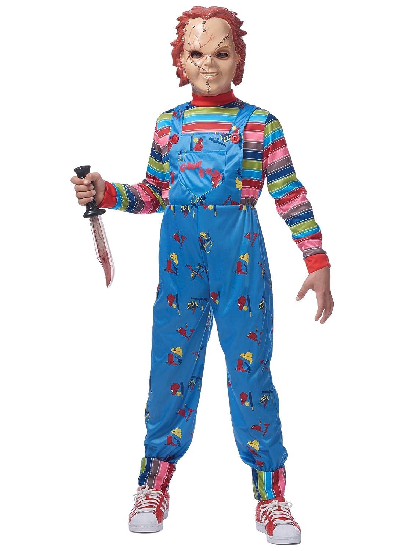 Amazon.com HalloCostume Boys Chucky Costume, Halloween Kids