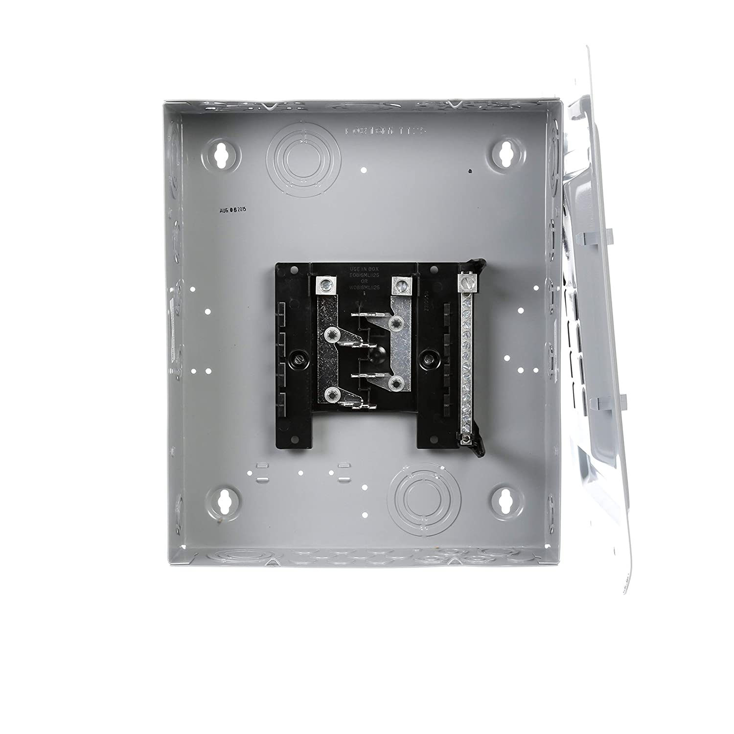 BUD Industries AN-2806-A IP68 Aluminum 6.73x4.76x2.17 enclosure with welded on bracket Natural