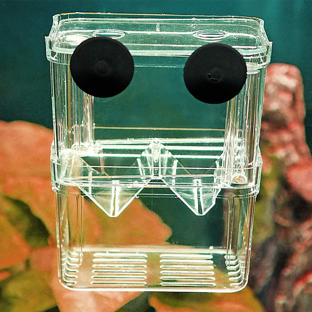 Kalaokei - Caja Protectora de plástico para Acuario con Aislamiento ...