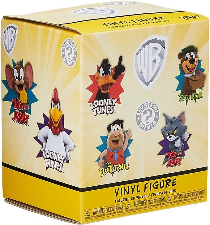 Figura Mystery Minis Saturday Morning Cartoons: Amazon.es: Juguetes y juegos