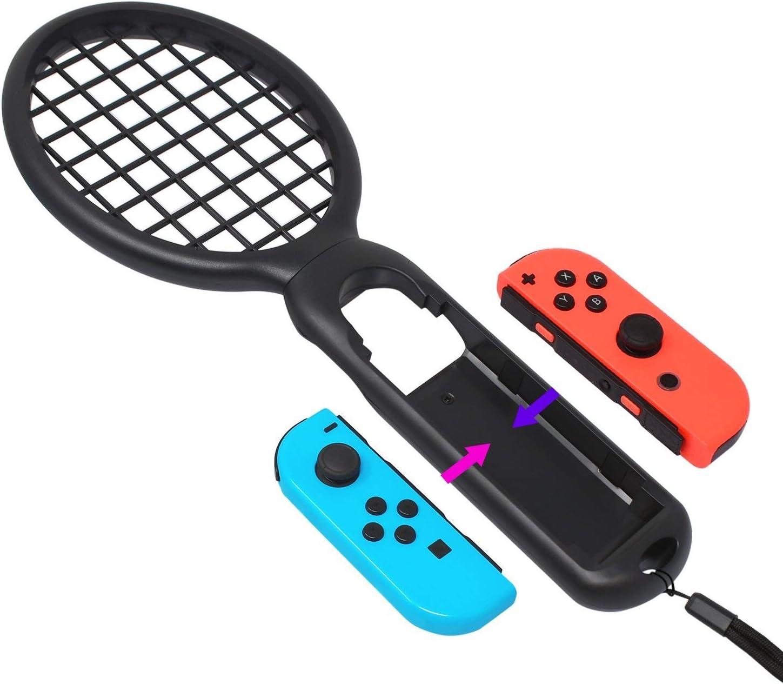 1 par de Raqueta de Tenis para Nintendo Switch, Somatosensory Joy ...