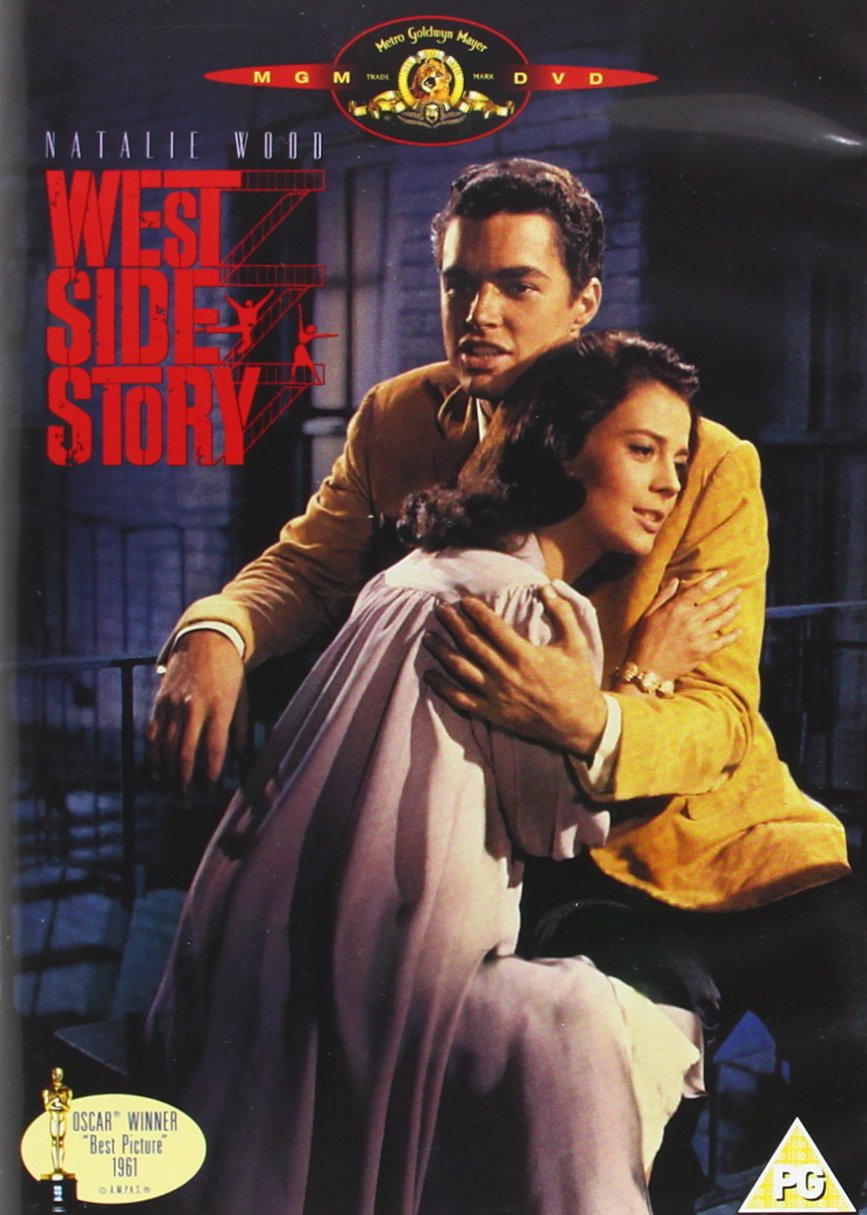West Side Story [Reino Unido] [DVD]