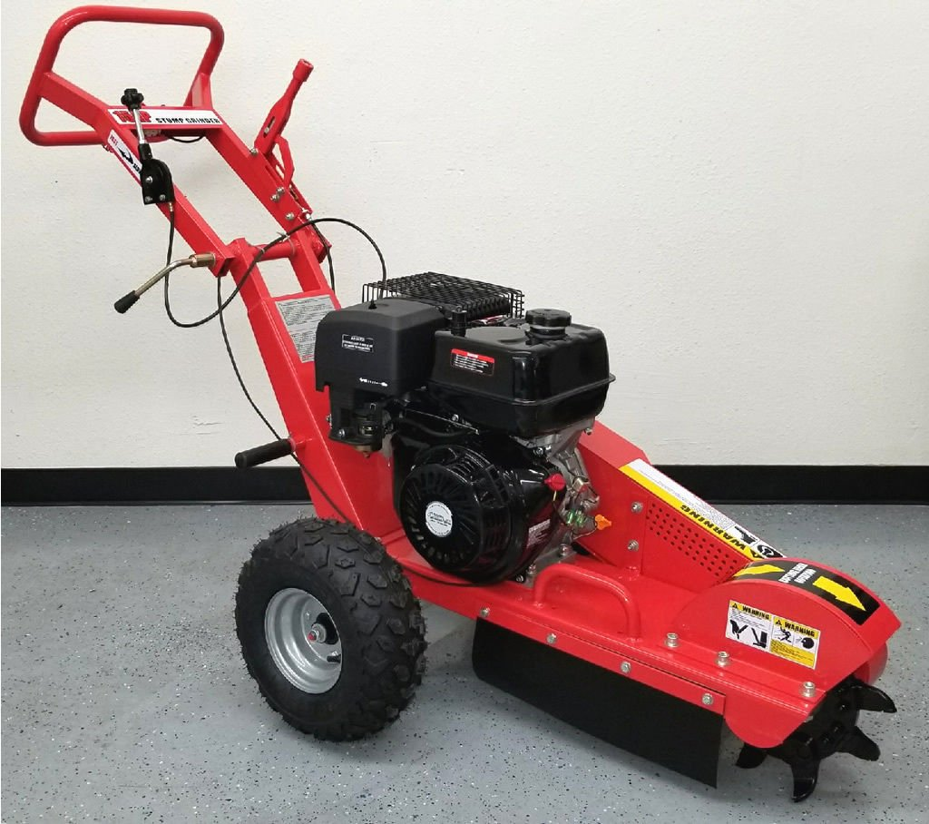 3.Samson Machinery S15HPSG 15HP Stump Grinder