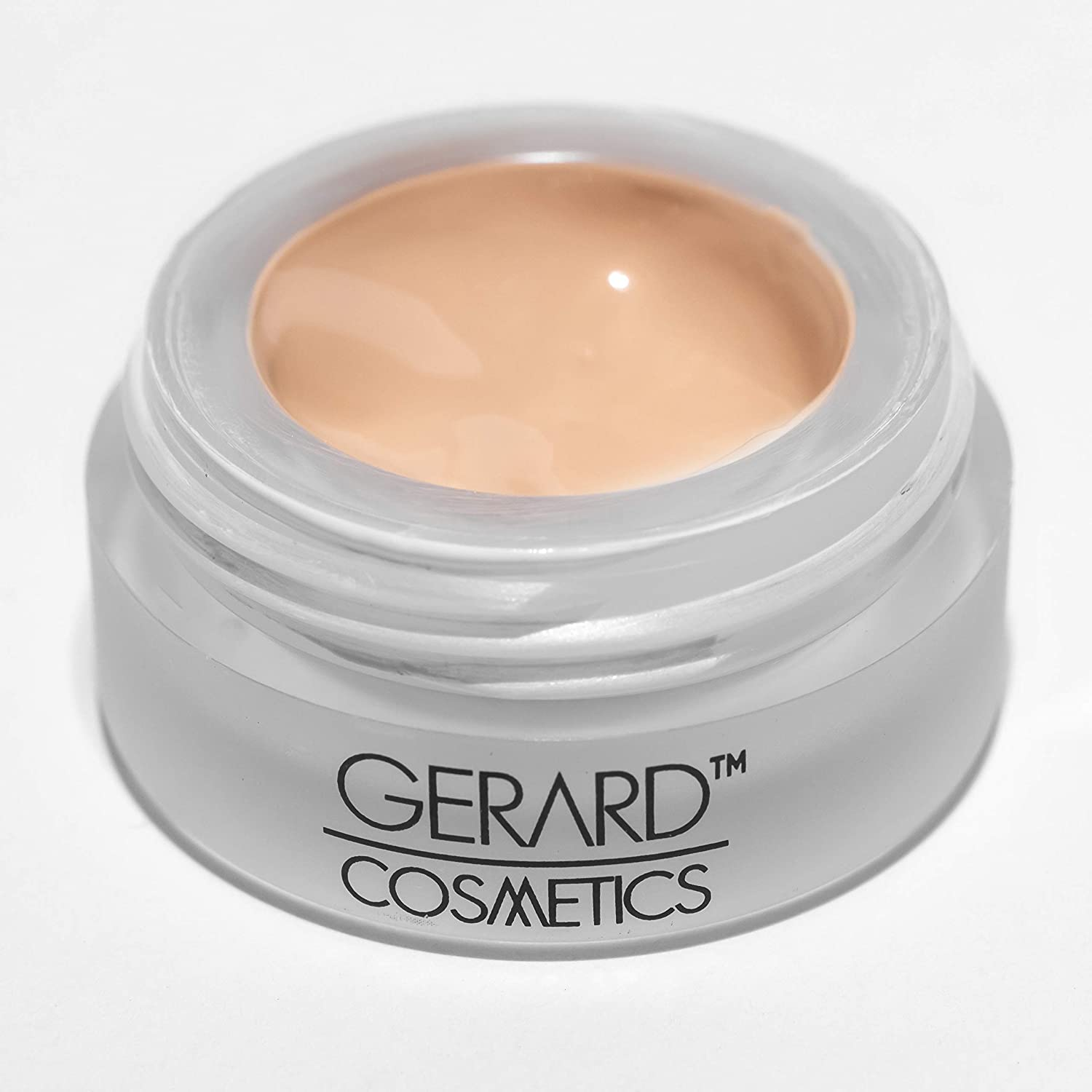 Gerard Cosmetics Clean Canvas FAIR Eye Concealer and Base Smudge Proof | Makeup Primer and Eyeshadow Base | Made in the USA | Vegan Formula | Cruelty Free